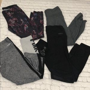 Lot of Victoria's Secret Leggings